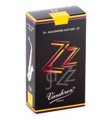Vandoren ZZ Alto Saxophone Reeds, Box of 10
