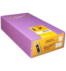 Vandoren V•12 Bb Clarinet Reeds, Box of 50