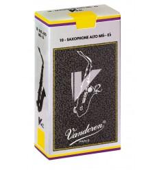 Vandoren V•12 Alto Saxophon Reeds, Box of 10