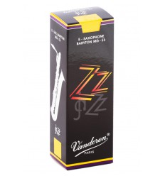 Vandoren ZZ Baritone Saxophone Reeds, Box of 5