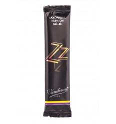 Vandoren ZZ Baritone Saxophone Reeds, Flow-pack of 1
