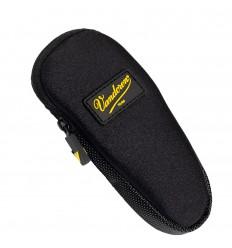 Vandoren black neoprene mouthpiece pouch